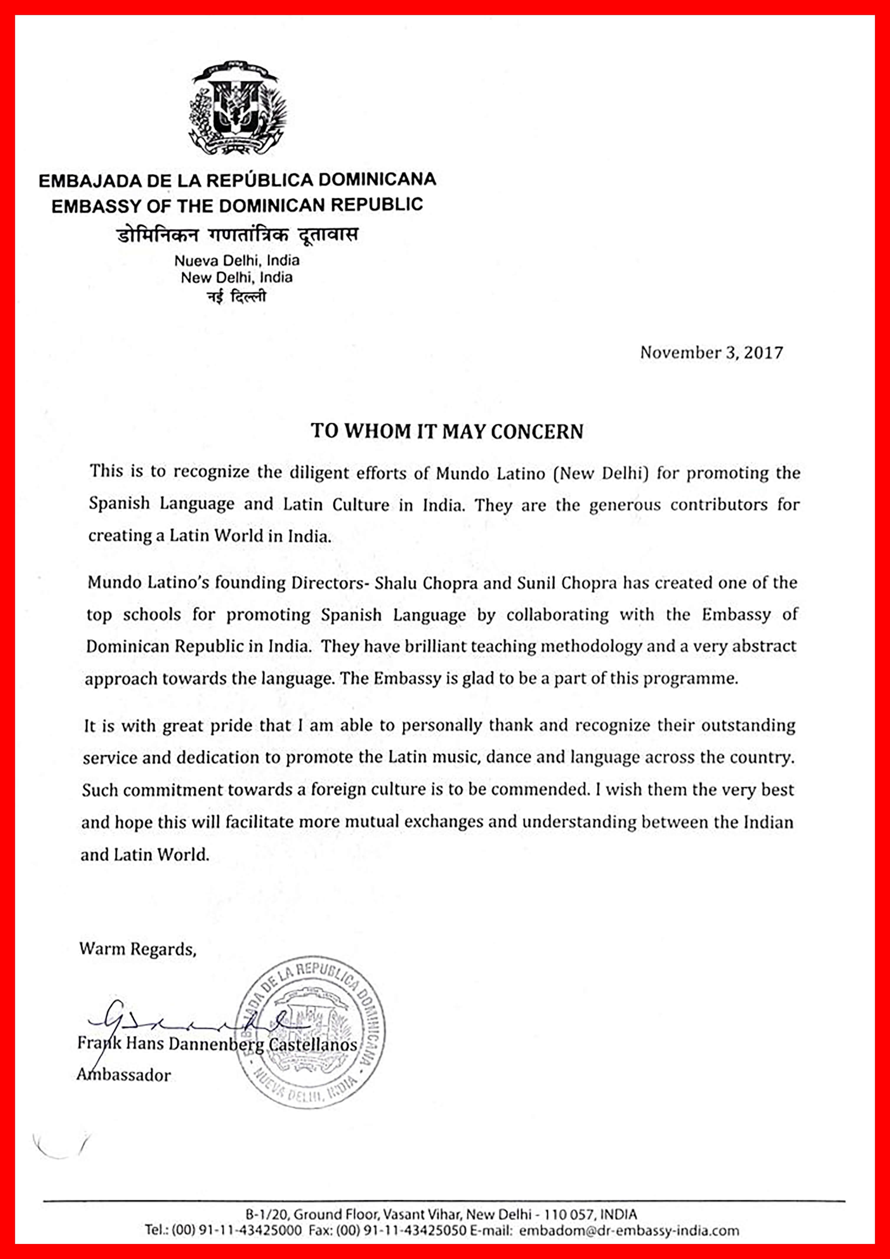 letter-ambassador